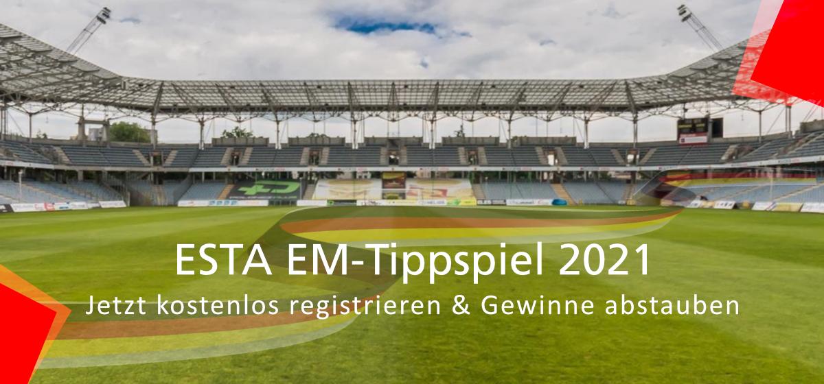 ESTA EM-Tippspiel 2021