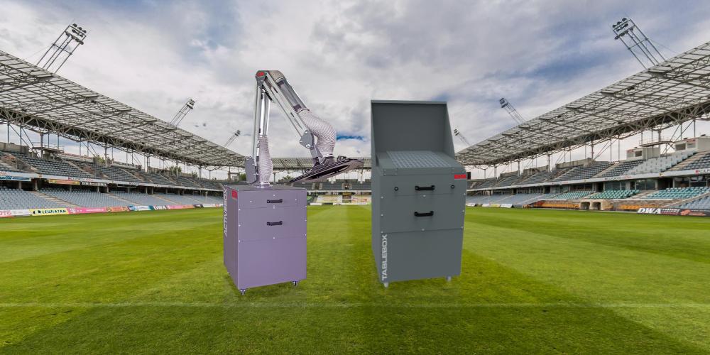 Tablebox und activebox von ESTA