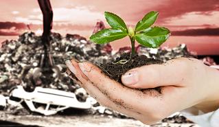 Der Einsatz von ESTA Absauganlagen in der Recycling-und Umwelttechnik.