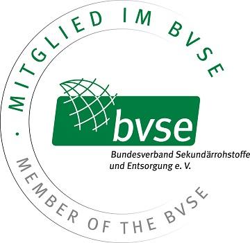 ESTA ist Mitglied im BVSE seit dem Jahr 2014.