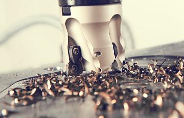 Metallspäne absaugen mit ESTA Absauganlagen.