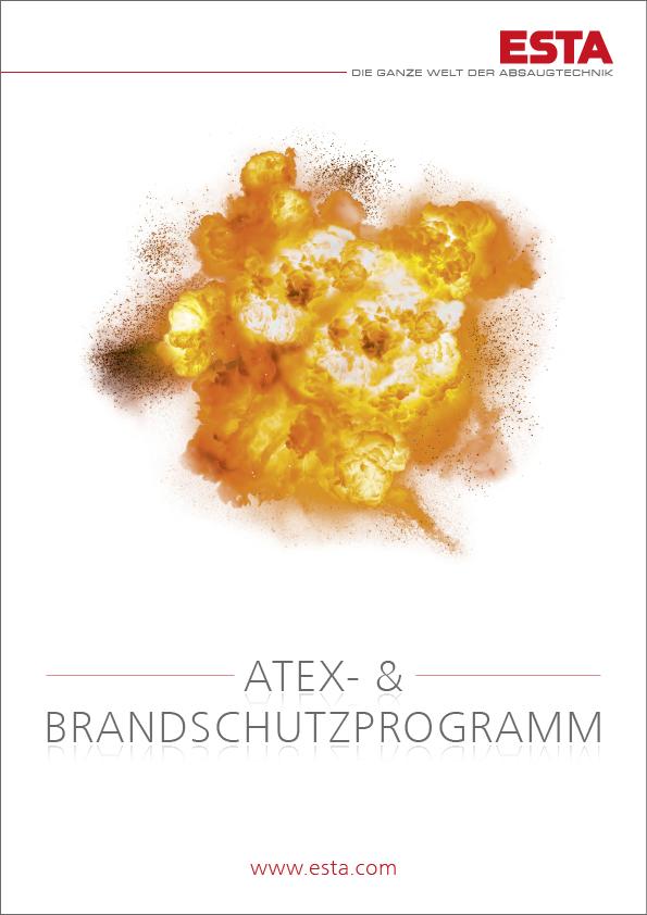 ESTA Atex- & Brandschutzprogramm.