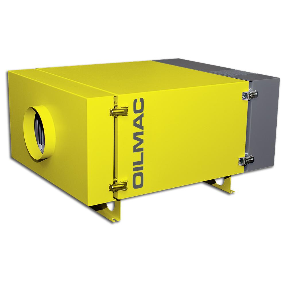Der OILMAC in kundenspezifischer Ausführung von ESTA