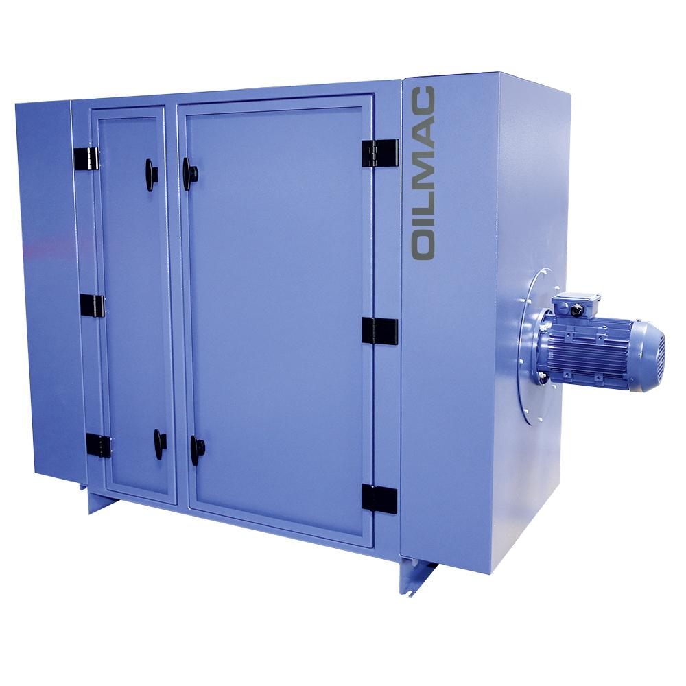Der OILMAC ist ein Ölnebelabscheider von ESTA.