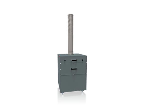 Raumlüftungssystem TowerBox von ESTA Absaugtechnik