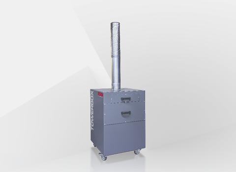 Luftreiniger TowerBox von ESTA