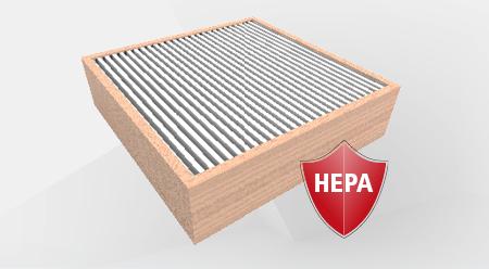 HEPA 14-Filter