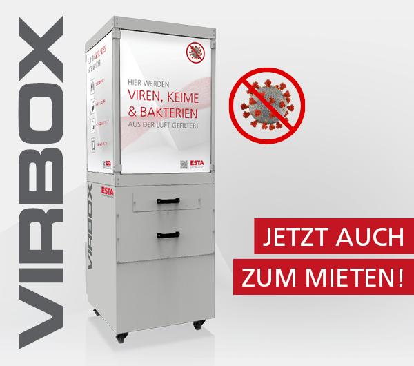 Virenfilter VirBox