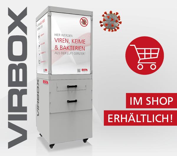 Raumluftreiniger VirBox