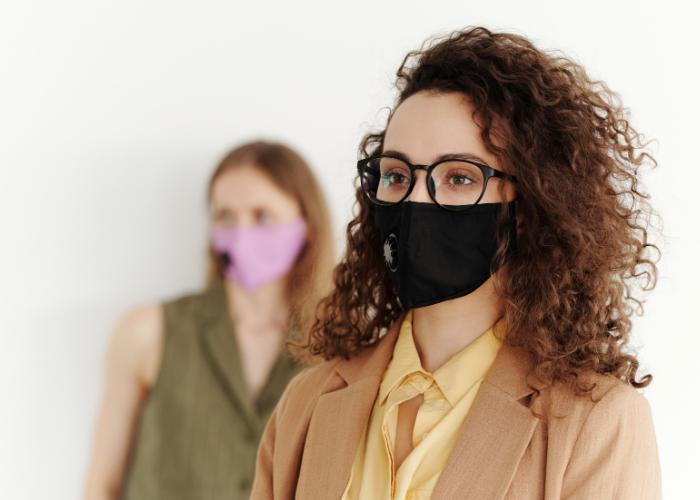 Maskenpflicht bei der Arbeit