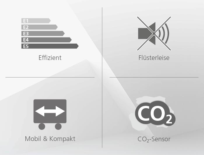 Benefits air purifier VirBox