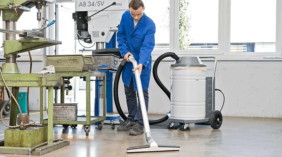 Die DUROSOG-I-D-Serie ist ein leistungsstarker Industriesauger.