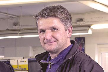 Volker Giesselmann Geschäftsführer der Franz Giesselmann GmbH