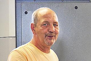 Michael Marquardt - Inhaber der Präzisionsdreherei Wilhelm Siebelist GmbH & Co. KG