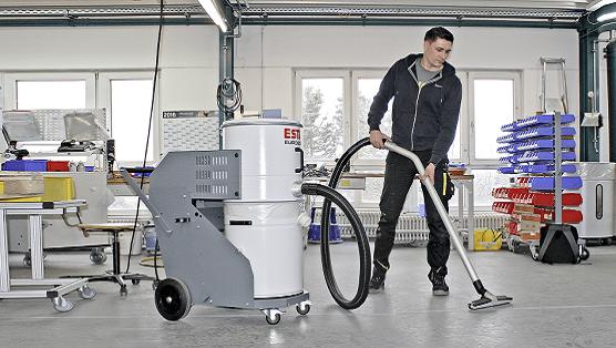 Industrial Vaccum Cleaner EUROSOG W by ESTA