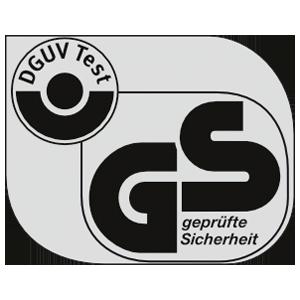 DGUV Test GS Geprüfte Sicherheit