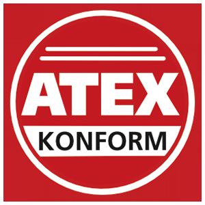 Atex konforme Industriesauger
