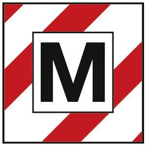 Der DUSTOMAT 16M hat die Staubklasse M.