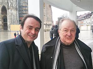 Alexander Kulitz und Heinz Buschkowsky.