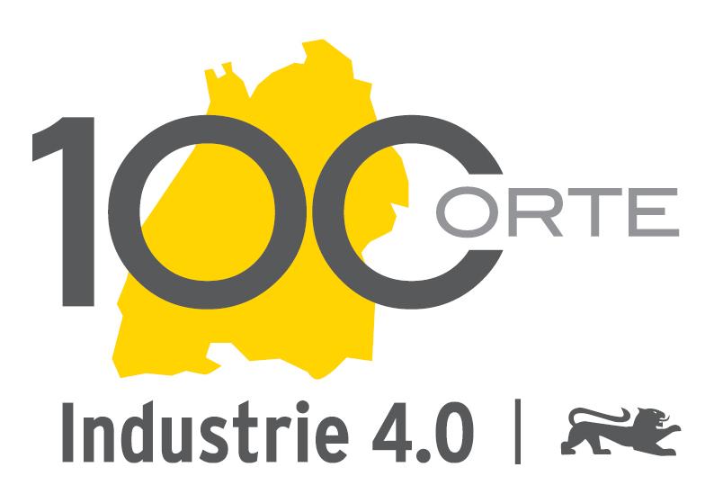 """ESTA erhält die Auszeichnung """"100 Orte für Industrie 4.0 in Baden-Württemberg""""."""