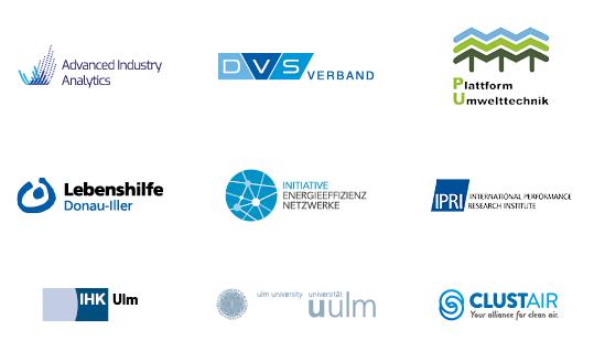 Collage Logos Verbände