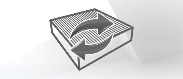 HEPA Filter wechseln