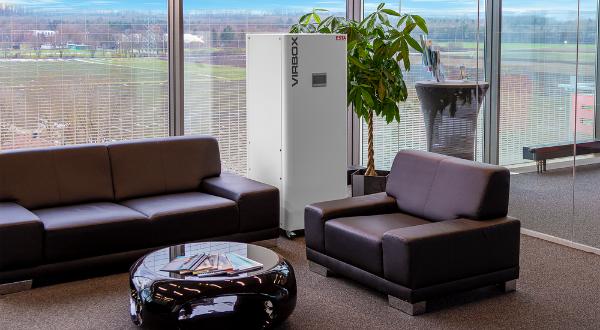 Luftreiniger VirBox 1500 von ESTA Absaugtechnik