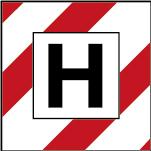 Prüfzeichen Staubklasse H