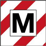 Prüfzeichen Staubklasse M