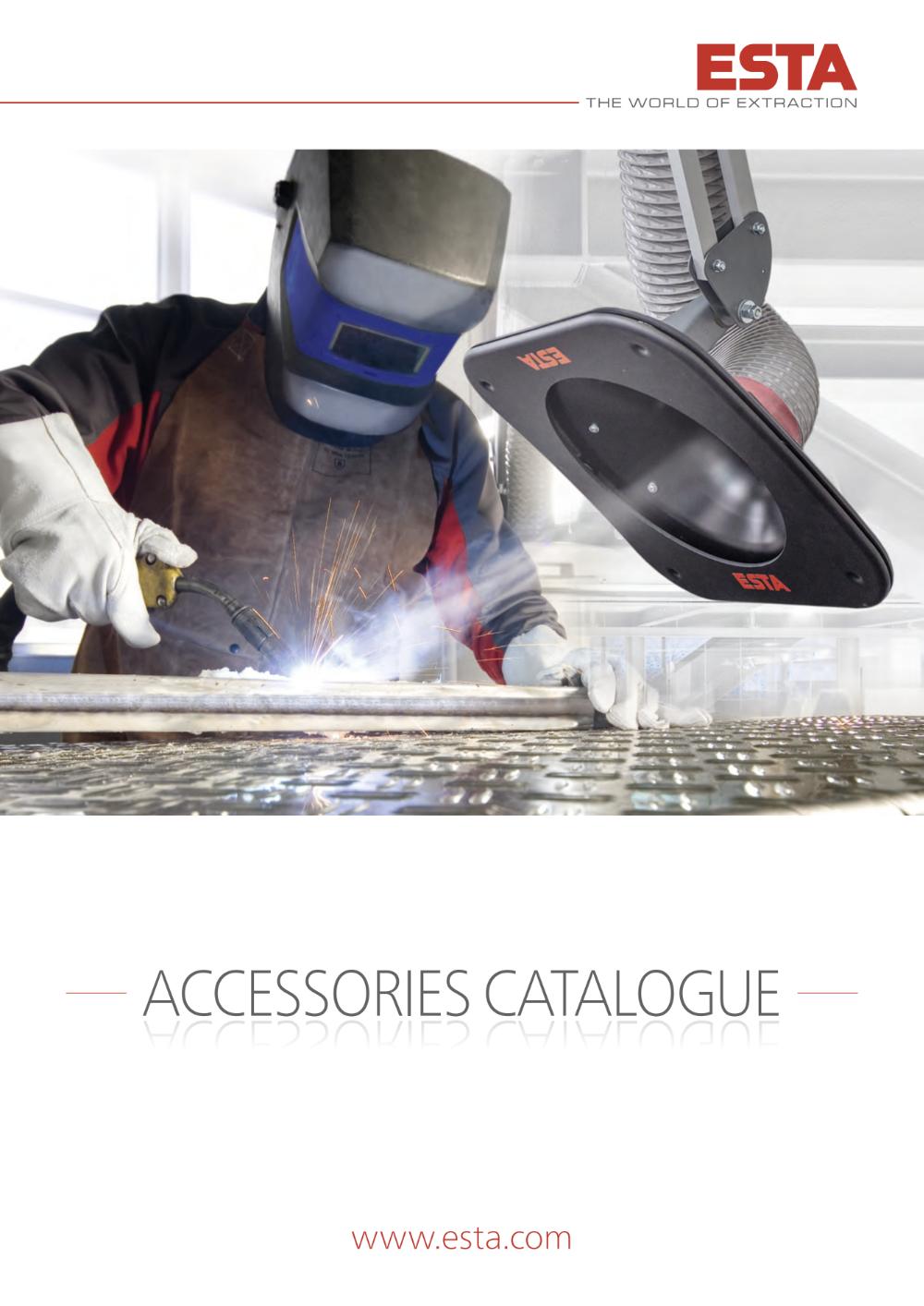 ESTA Accessories Catalogue