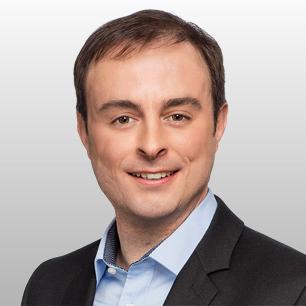 Alexander Kulitz, der Sohn des Geschäftsführers.
