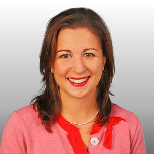 Die Tochter des Geschäftsführers Jessica Kulitz.