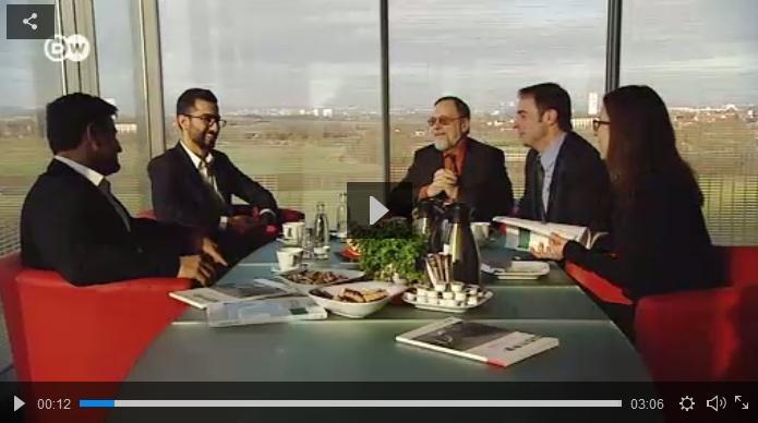 """Dr. Kulitz zum Thema """"Das Rennen um den Markt in Iran hat begonnen""""."""