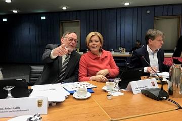 Dr. Peter Kulitz in einer SWR Rundfunkratssitzung.