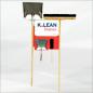 5S-Reinigungsstationen