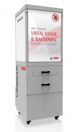 Luftreiniger VirBox
