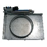 pneumatischer Absperrschieber Ø 150 mm - Ausstellungsstück