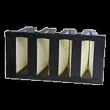 Schwebstofffilterkassette H13 für Umluftbetrieb