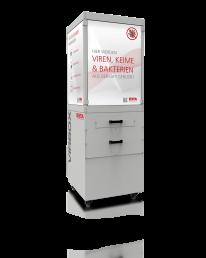 Luftreiniger VirBox® - erste Generation - Preis auf Anfrage!