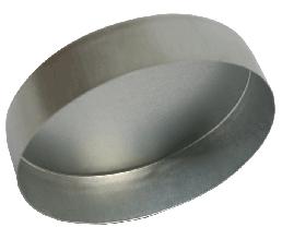 Abschlussdeckel für Formteile
