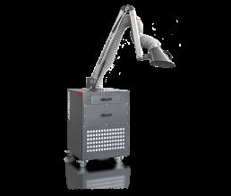 Mobiler Schweißrauchfilter AIRBOX mit Absaugarm