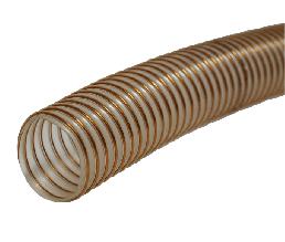 PU-Spiralschlauch - schwere Ausführung