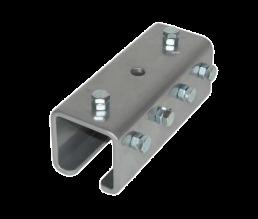 Schienenverbinder für C-Profil