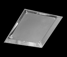 Sonderauffanghaube 600 x 600 mm