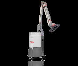 Schweißrauchfilter SRF K-10 mit Absaugarm - Gebraucht