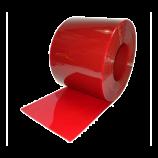 Lamellenstreifen rot